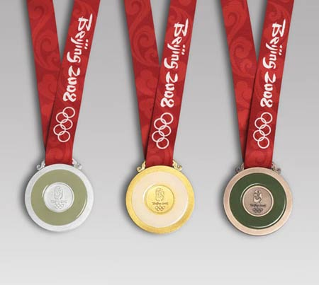 The Olympic Medal Table race–more golds or more medals?